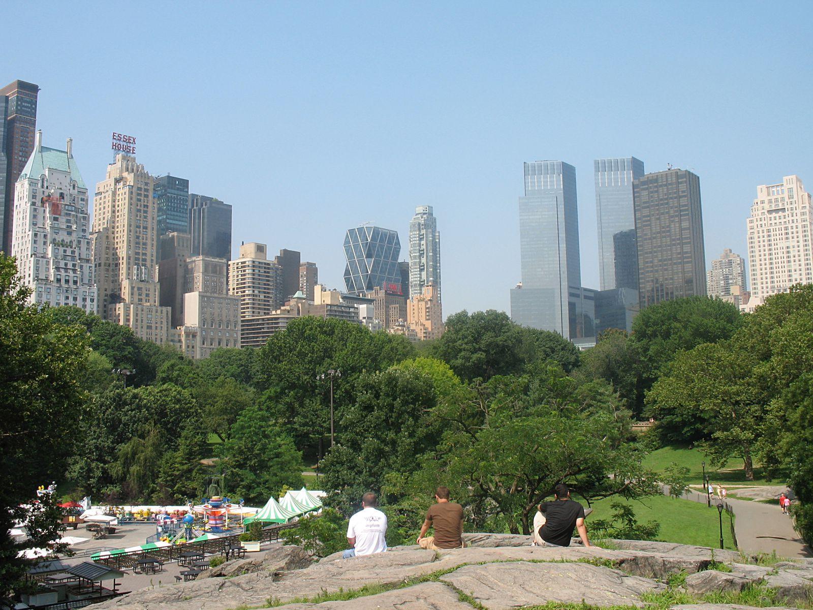 A Family Trip To New York City - Sherrelle