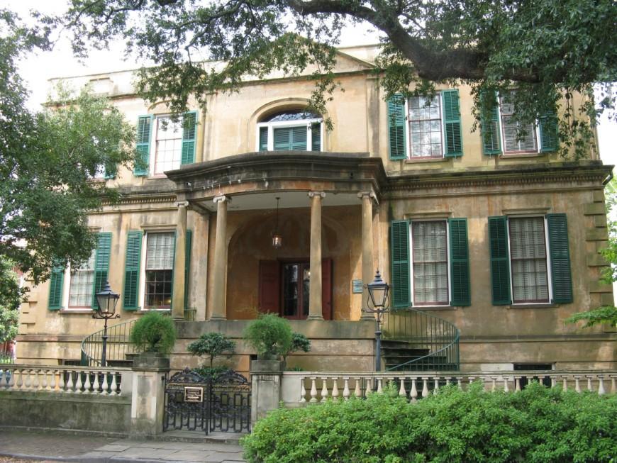 A Family Trip to Savannah