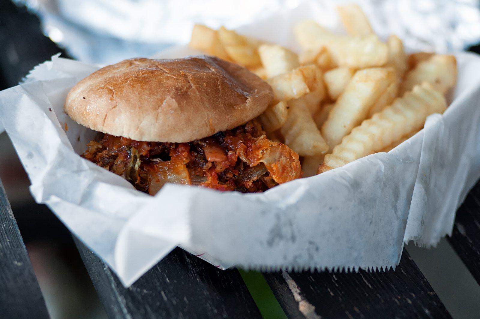 Ann's Snack Bar Ghetto Burger - Sherrelle