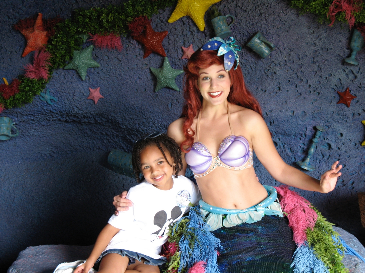 How to plan a trip to disney world - ariel - http://iamsherrelle.com