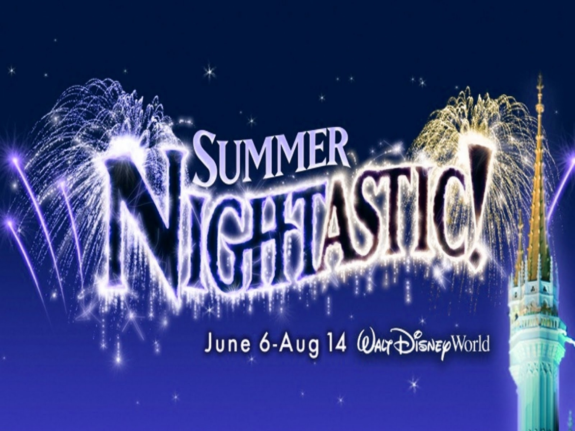Disney World Summer Nightastic http://iamsherrelle.com
