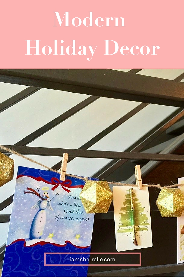Modern holiday decor sherrelle - Awesome the modern christmas decorations ...
