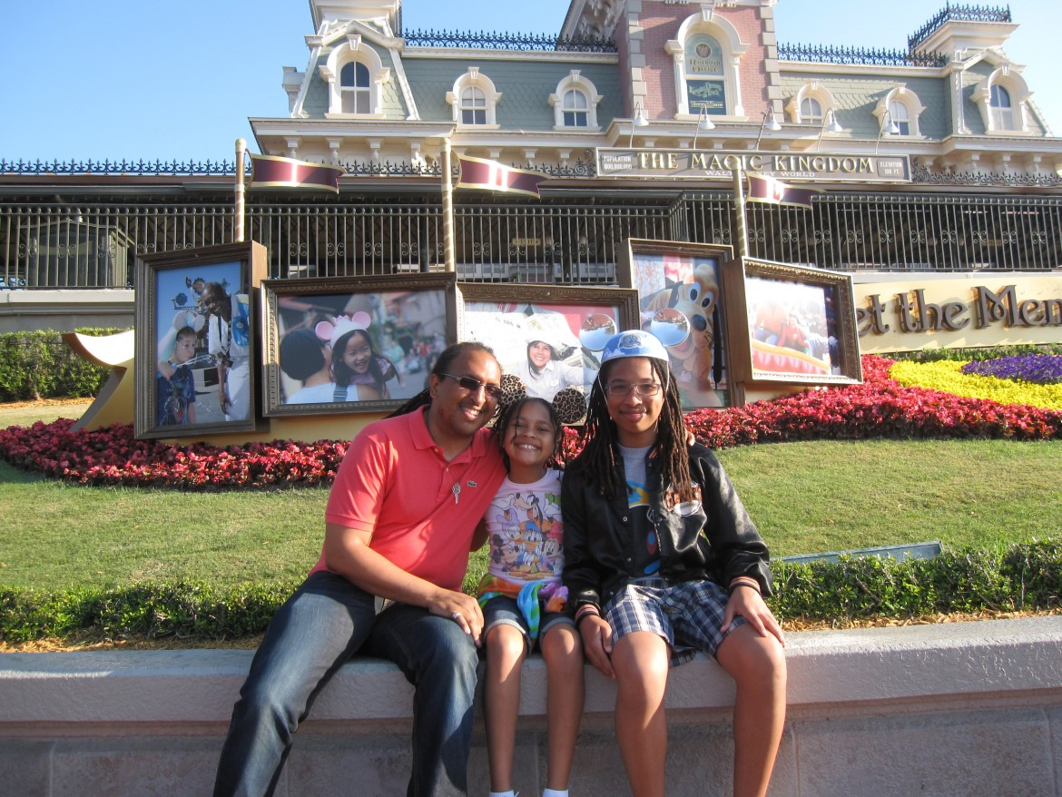 Disney Social Media Moms Celebration - entrance - http://iamsherrelle.com