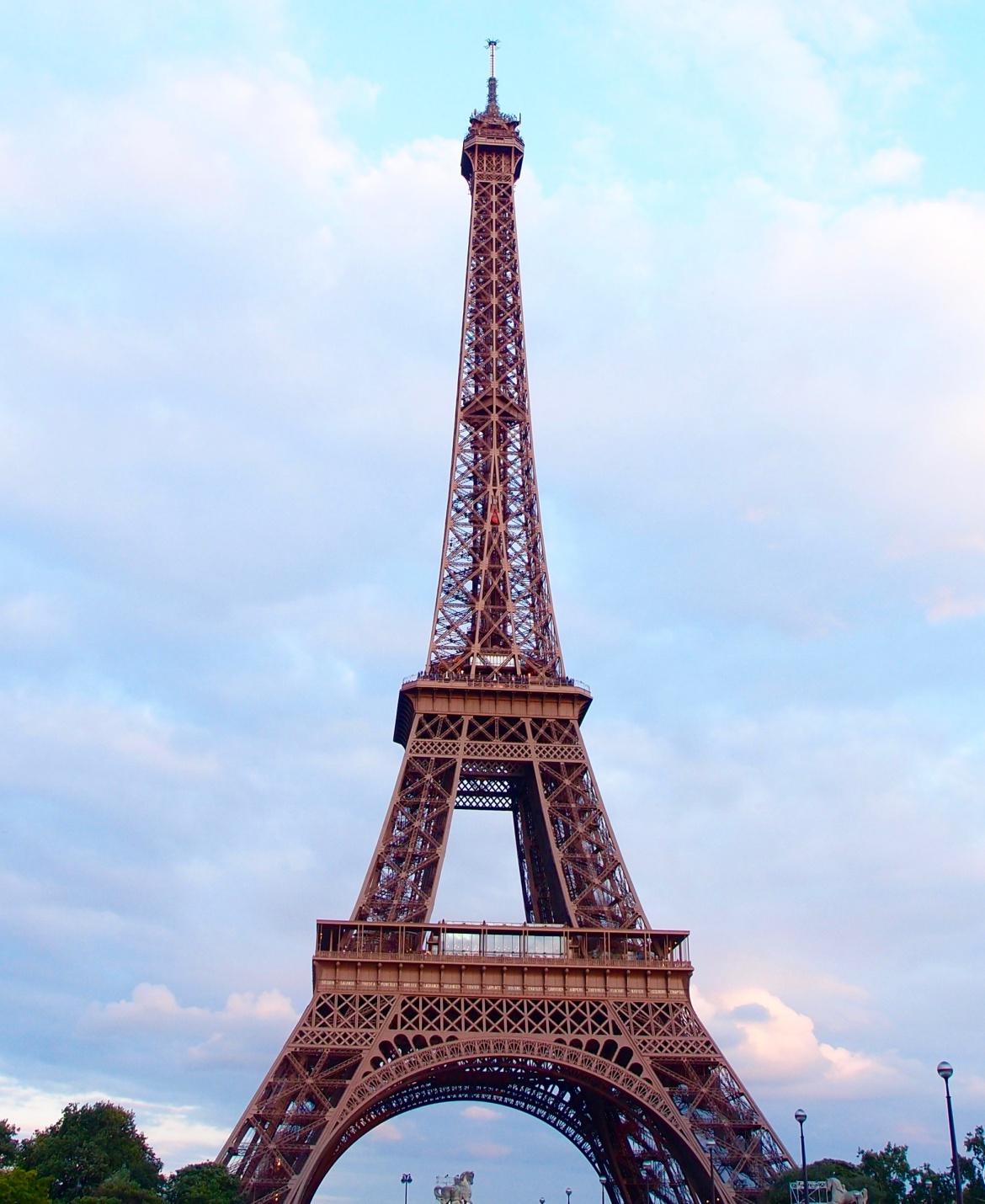 Eiffel Tower http://iamsherrelle.com