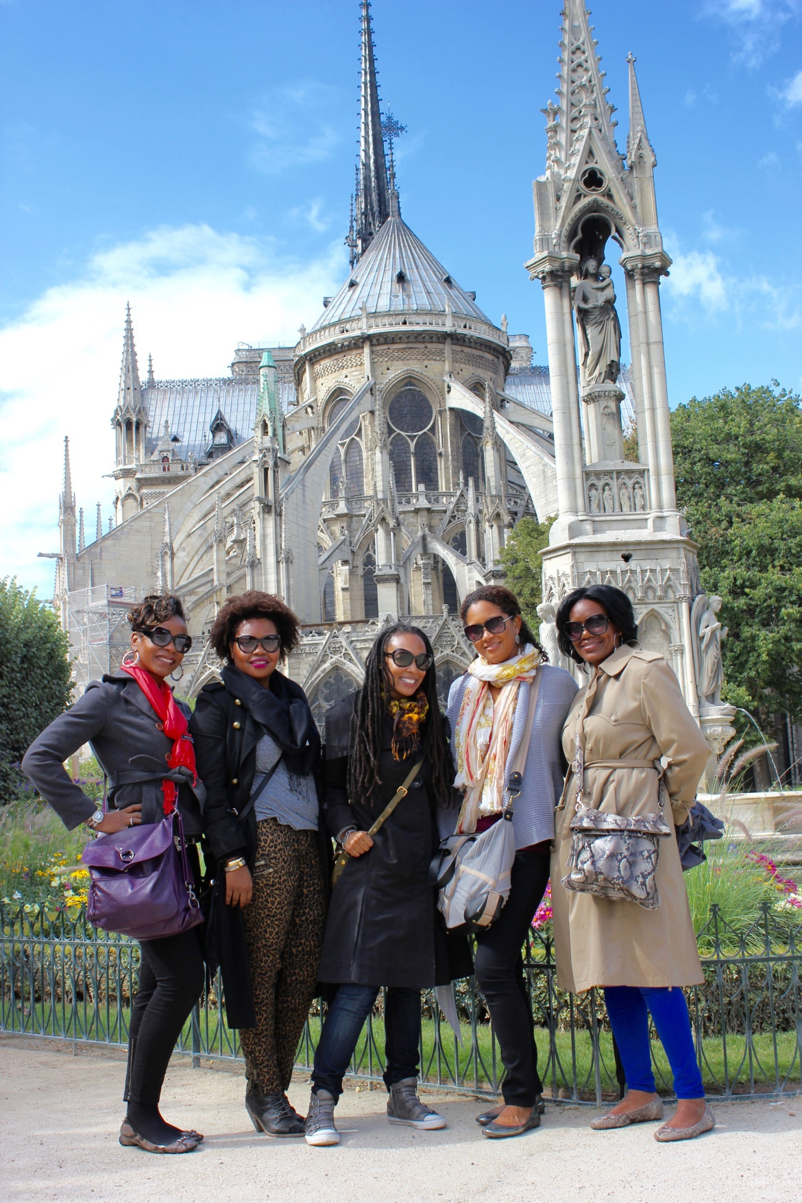 Girlfriend Trip to Paris http://iamsherrelle.com