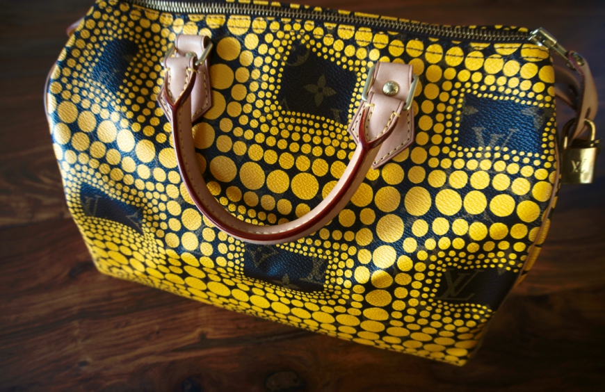 Louis Vutton Kusama Speedy