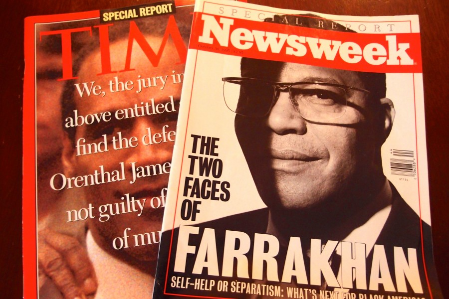 Newsweek and Time 1995