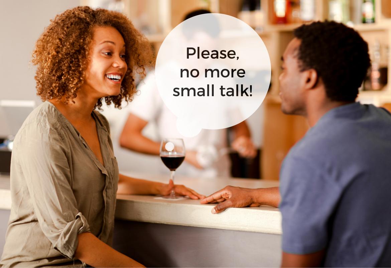 Please, No More Small Talk! — Sherrelle
